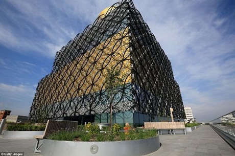 Thư viện hoành tráng nhất Châu Âu sắp mở cửa