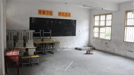 Cứu làng nghèo, Trung Quốc nộp hồ sơ xin công nhận... Di sản