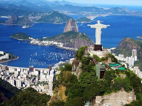 Đồng hạng 7 là thành phố Rio de Janeiro của Brazil.