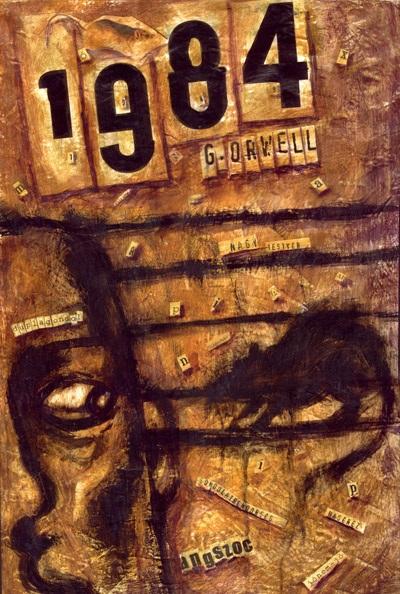 """Đứng đầu danh sách này là cuốn """"Nineteen Eighty-Four"""" (1984) của tác giả Geore Orwell."""