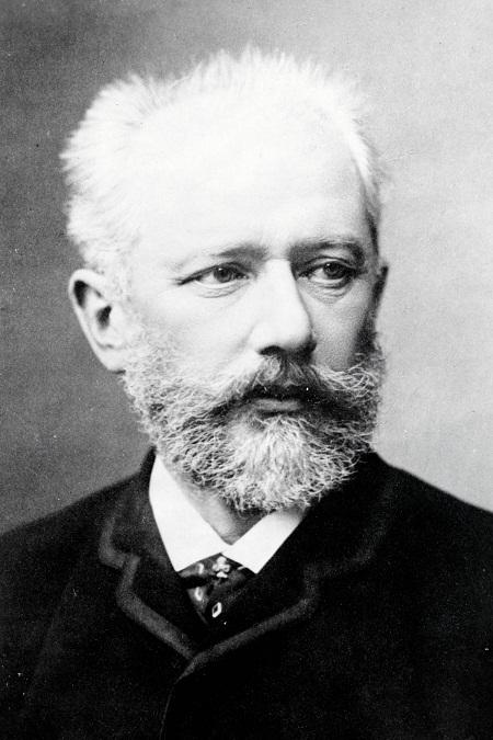 Nhà soạn nhạc người Nga Tchaikovsky