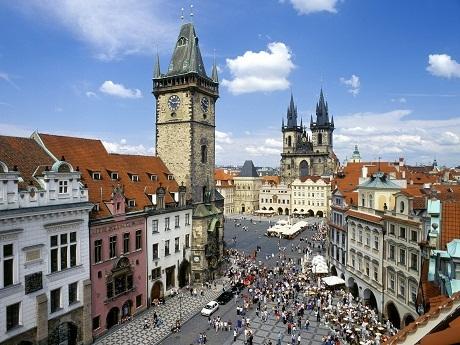Thành phố Prague, Cộng hòa Séc đứng ở vị trí thứ 8 với 3/12 người trung thực.