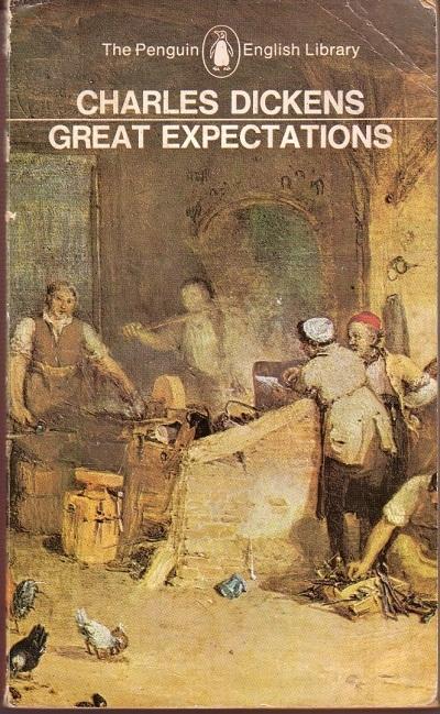 """Cuốn """"Great Expectations"""" (Những kỳ vọng lớn lao) của Charles Dickens đứng thứ ba."""