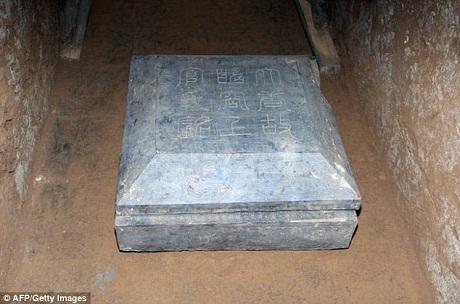 Tìm thấy mộ nữ tể tướng quyền lực của Võ Tắc Thiên
