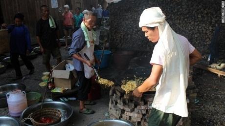 Cuộc sống của các hộ gia đình ở Đại Lý vẫn hoàn toàn dựa vào trồng lúa, hoa màu và chăn nuôi.
