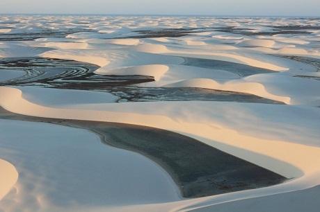 Những vẻ đẹp ngoài hành tinh trên trái đất