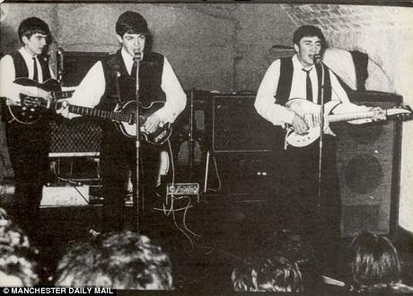 Cavern Club là nơi ban nhạc The Beatles bắt đầu gây dựng tên tuổi.