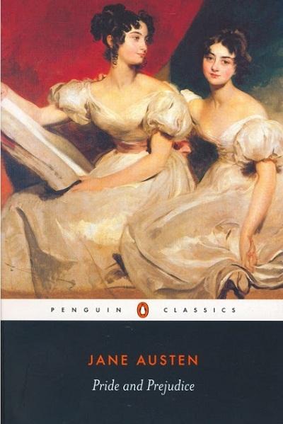 Pride and Prejudice (Kiêu hãnh và định kiến) của Jane Austen giữ vị trí thứ 9.