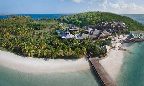 Nghỉ dưỡng ở khu resort đắt nhất thế giới