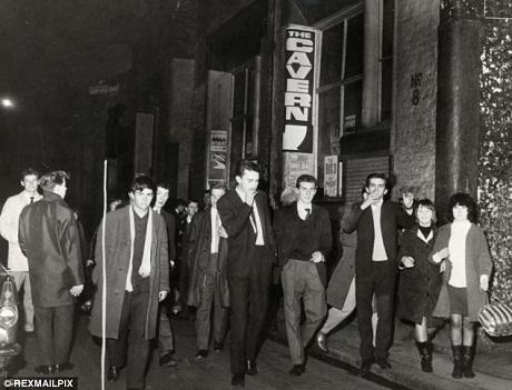 Cavern Club từng là nơi vui chơi thời thượng của những người trẻ ở Liverpool hồi thập niên 1960.