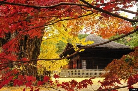Đền Shiramizu-Amida, tỉnh Fukushima, Nhật Bản