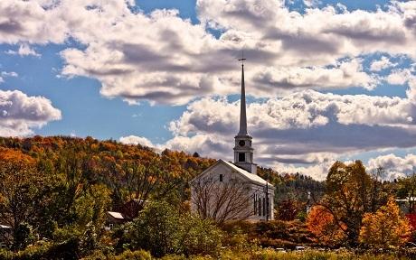 New England, miền Đông nước Mỹ
