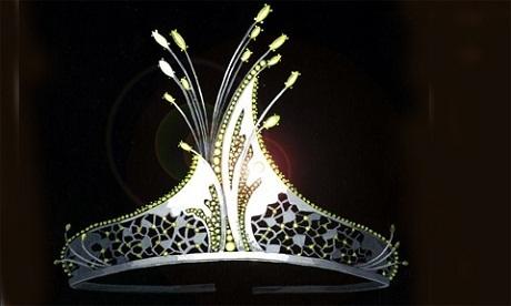 Vương miện của cuộc thi Nữ hoàng trang sức
