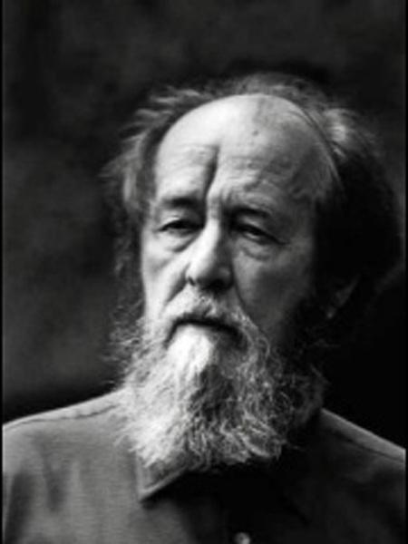 Chân dung nhà văn Alekxandr Solzhenisyn