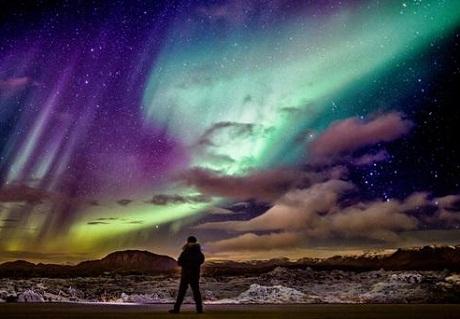 Hiện tượng Bắc Cực Quang xảy ra gần đây nhất được ghi nhận là vào rạng sáng ngày 3/10 vừa qua.