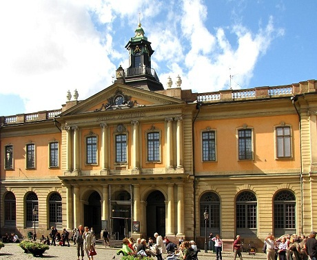 Viện hàn lâm Thụy Điển