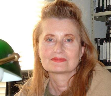 Chân dung nữ nhà văn Elfriede Jelinek