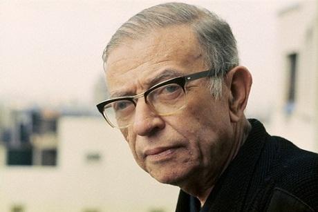 Nhà văn Pháp Jean Paul Sartre