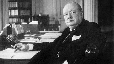 Thủ tướng Anh Winston Churchill