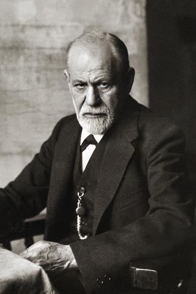 Nhà thần kinh học người Áo Sigmund Freud