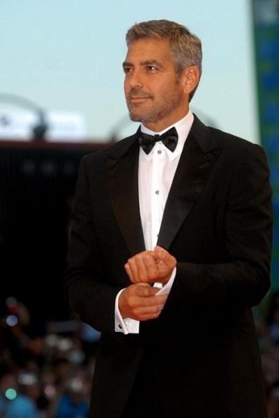 Nam diễn viên George Clooney - Năm được tôn vinh: 2007