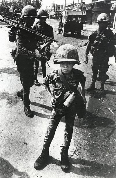 Chiến tranh, lịch sử nhiếp ảnh và những cơn ác mộng kinh hoàng
