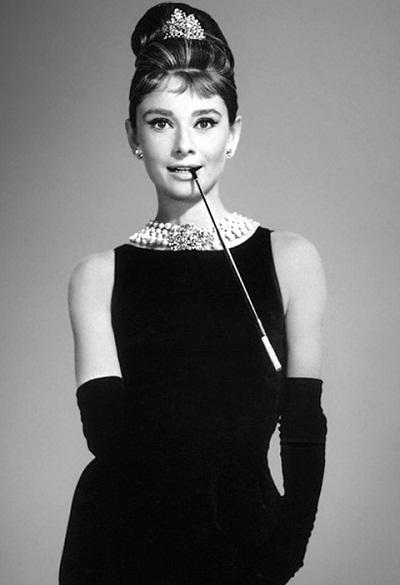 Nữ diễn viên Audrey Hepburn - Năm được tôn vinh: 1961