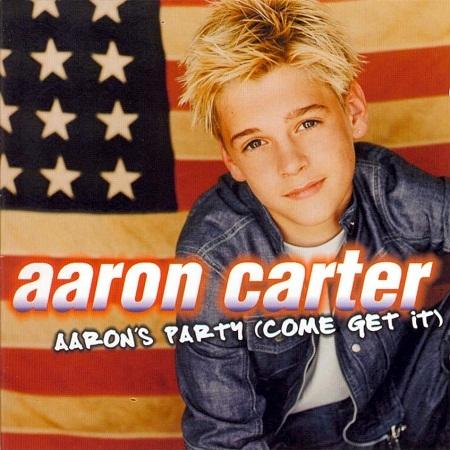 """Bi kịch của """"ngôi sao nhí"""" một thời Aaron Carter"""