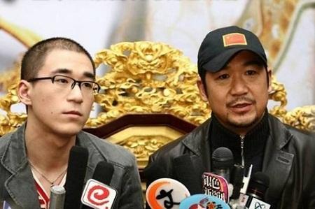 Trương Quốc Lập và con trai duy nhất Trương Mặc