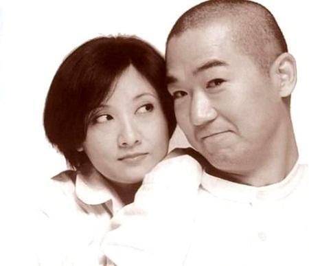 Vợ chồng Trương Quốc Lập - Đặng Tiệp