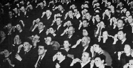 Bộ phim 3D đầu tiên được công chiếu là