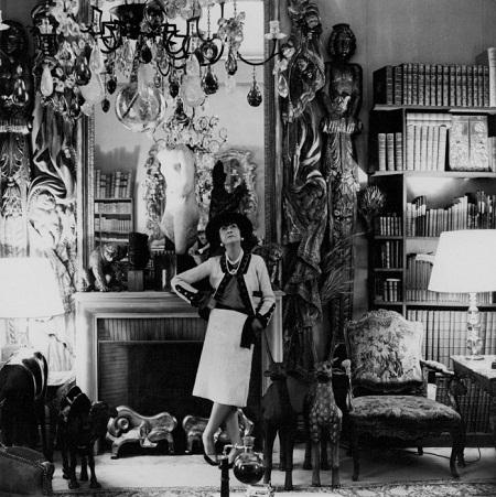 Nhà thiết kế thời trang Coco Chanel - Năm được tôn vinh: 1964