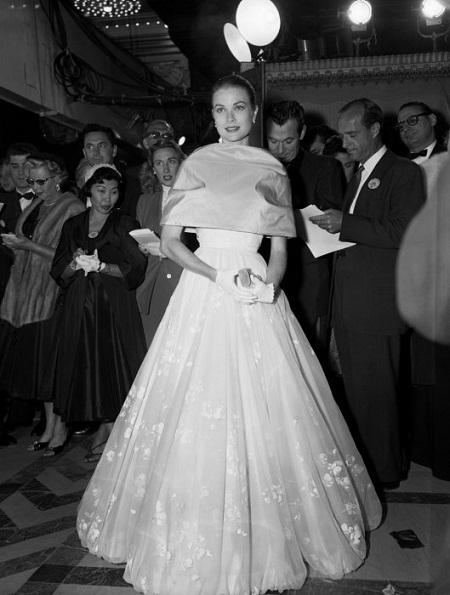 Nữ diễn viên Grace Kelly - Năm được tôn vinh: 1960