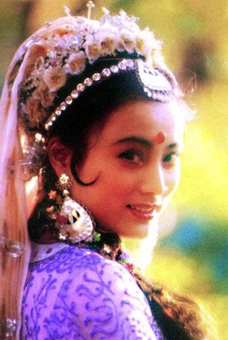 Gặp lại công chúa Thiên Trúc Lý Linh Ngọc của Tây Du Ký 1986