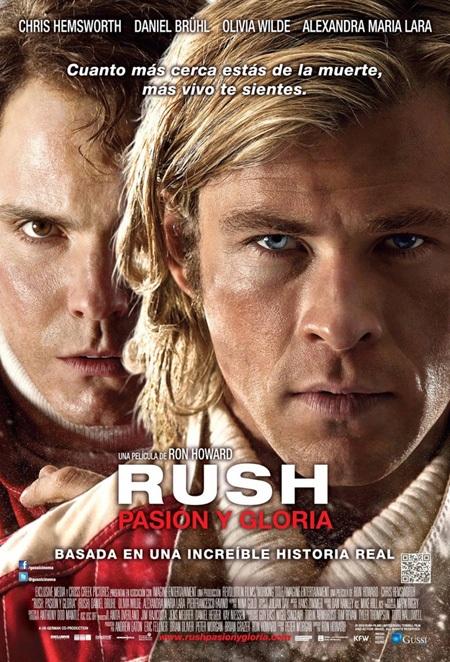 Poster giới thiệu phim ứng cử viên sáng giá cho giải phim hay nhất Oscar năm 2014.