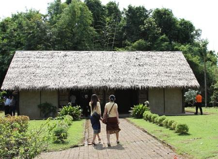 Nhà làm việc của Bác tại Thái Lan