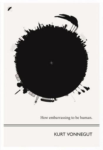 Biết xấu hổ chính là biết làm người - Nhà văn Mỹ Kurt Vonnegut (1922-2007)