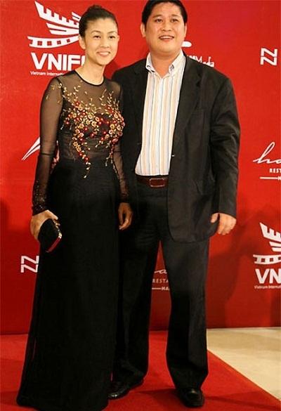Phước Sang và vợ