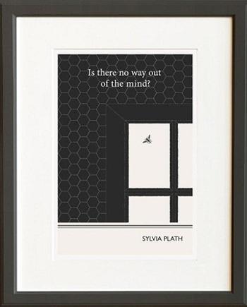 Không có cách nào thoát ra khỏi dòng chảy suy tư - Nhà thơ Mỹ Sylvia Plath (1932-1963)
