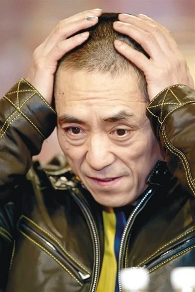Đạo diễn Trương Nghệ Mưu