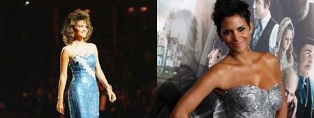 Hoa hậu Halle Berry còn được biết tới là nữ diễn viên da màu vô cùng tài năng tại Hollywood.