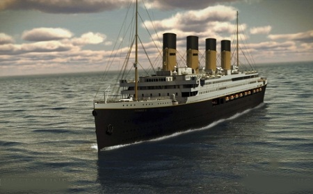 Trung Quốc gây sốc khi bỏ 3.500 tỉ dựng lại vụ đắm tàu Titanic