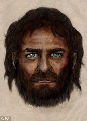 """Người Châu Âu cũng từng """"tóc đen, da nâu""""?"""