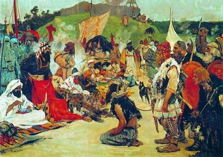 5 khám phá khảo cổ ghê rợn liên quan đến lễ hiến tế của loài người