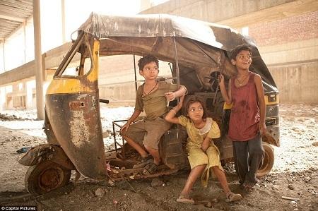 Dharavi tuy là một khu dân cư nghèo khó nhưng rất năng động.