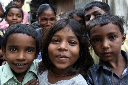 "Dharavi từng xuất hiện trong bộ phim ""Slumdog Millionaire""."