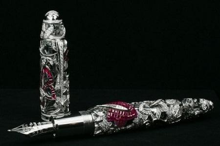 """Những chiếc bút máy đẹp như kiệt tác giá """"không tưởng"""""""