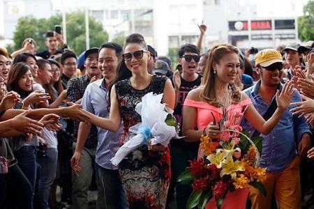 Mỹ Tâm và Thu Minh - 2 cái tên HOT nhất showbiz Việt thời gian gần đây
