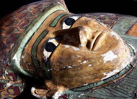 Tìm thấy xác ướp có niên đại 3.600 tuổi