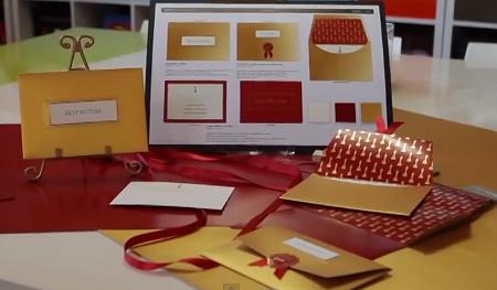 Quan sát cận cảnh thiết kế của những chiếc phong bì nắm giữ bí mật.